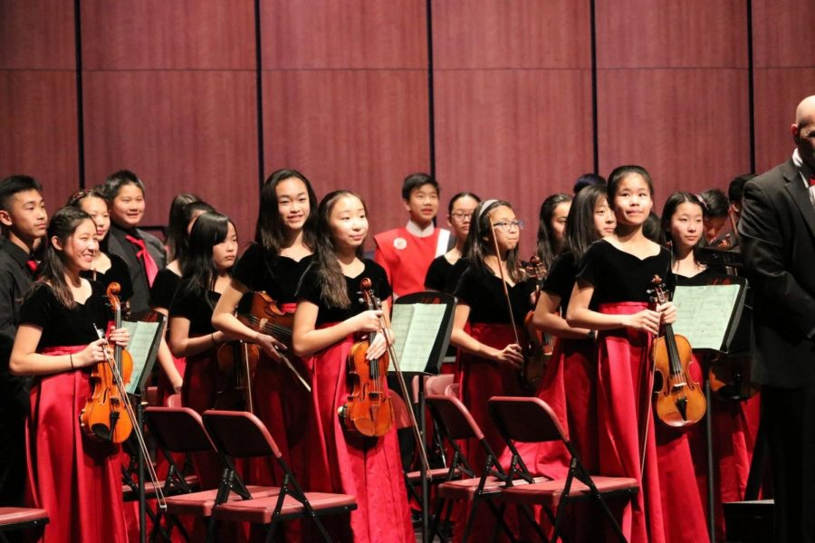 Orchestra Vertical Concert Recap