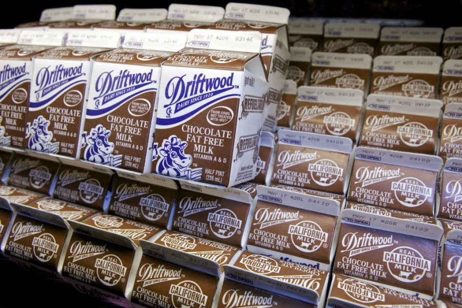 Proposal to Ban Chocolate Milk in NYC Schools