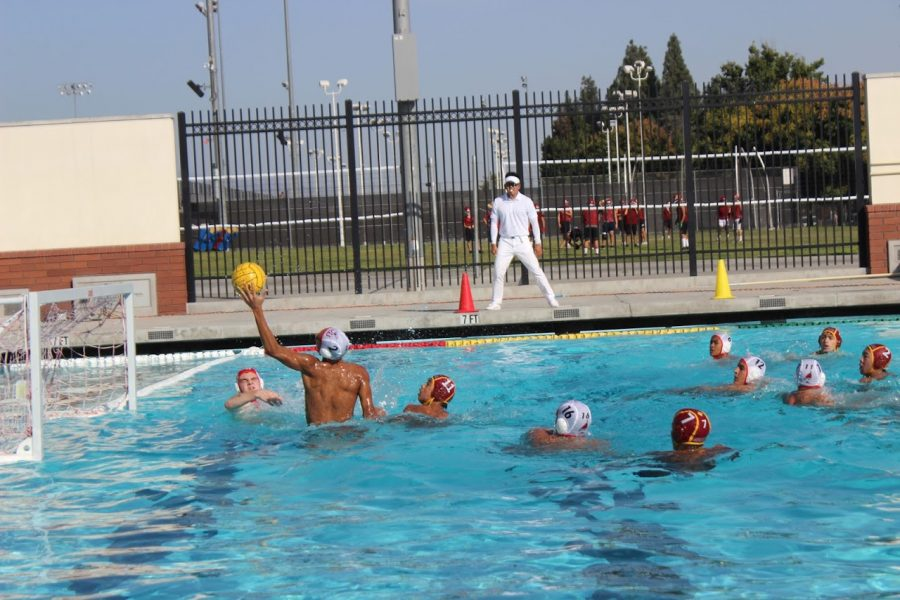 Brief: Boys Varsity Water Polo v. Burroughs
