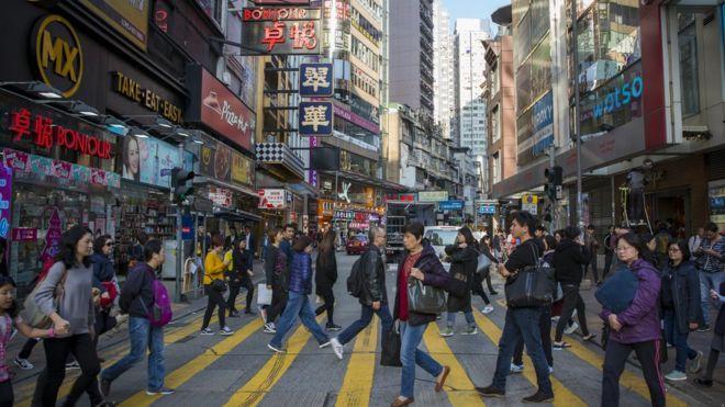 Hong Kong Enters Deep Recession