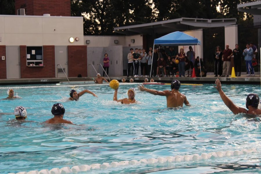 Brief: Varsity Water Polo League Finals Oct. 31