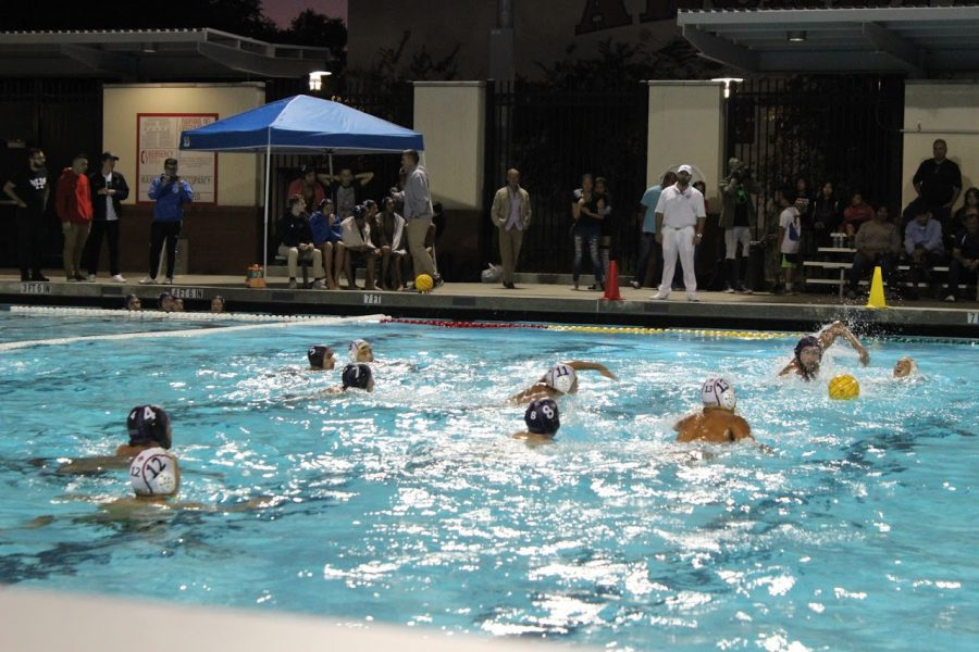 Boys Varsity Water Polo League Finals v. Hoover Oct. 31