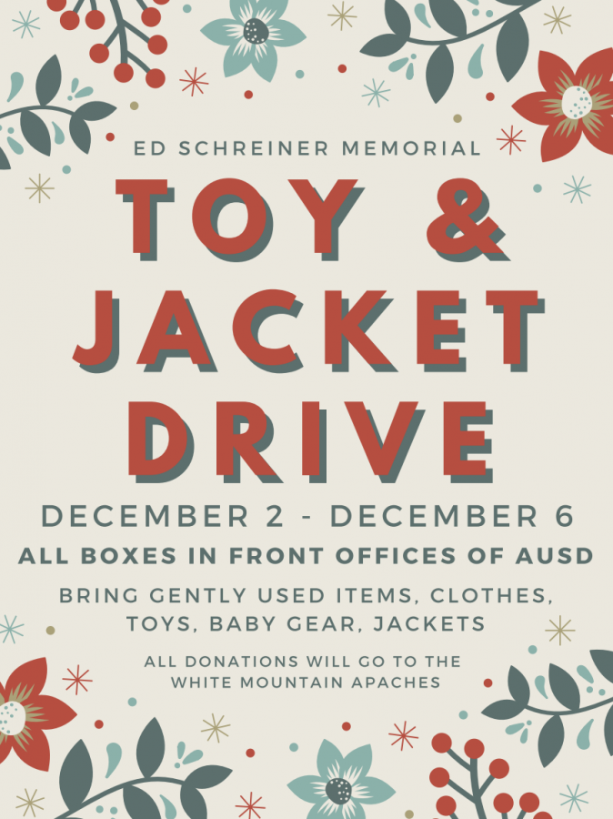 Ed Schreiner Memorial Toy and Jacket Drive