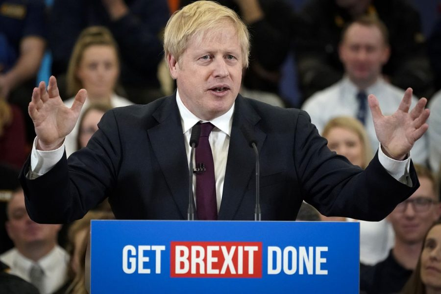 Boris Johnson Promises Brexit and Improvements in Public Health Services