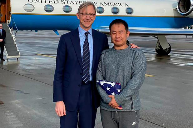 American Freed From Iranian Prison in Prisoner Swap