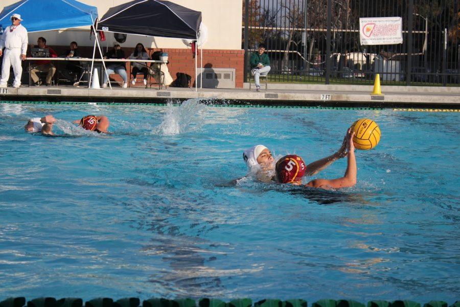 Girls Varsity Water Polo v. Burbank