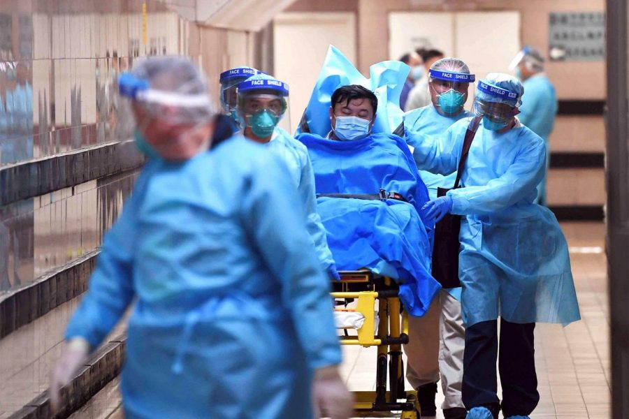 Quarantine in China to Prevent Coronavirus Pandemic