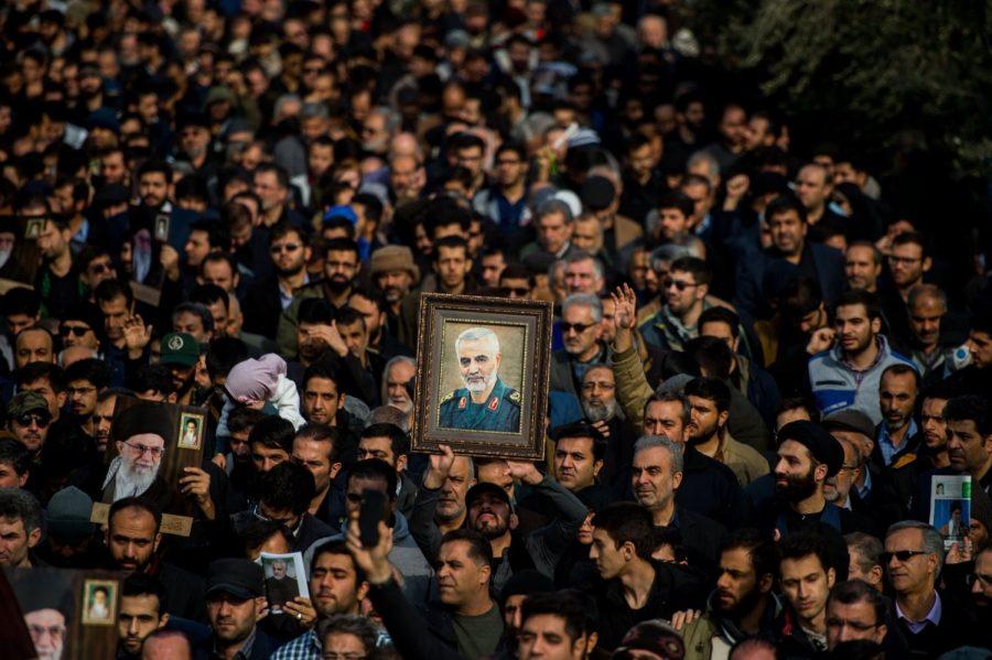 Iran Retaliates Over U.S Air Strike