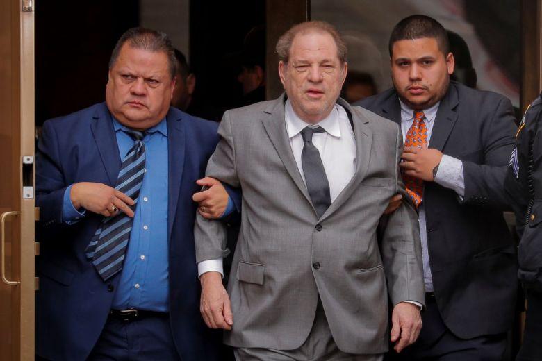 Verdict of Harvey Weinstein