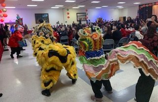 Chinese Parents Booster Club Fundraising Chinese New Year Dinner