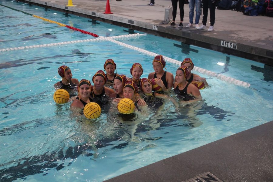 Brief: Girls Varsity Water Polo League Prelims v. Pasadena