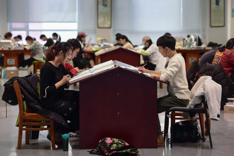 Foreign Entrance Exams Cancelled for Chinese Students
