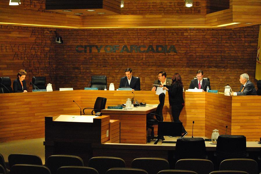 Arcadia City Council Election