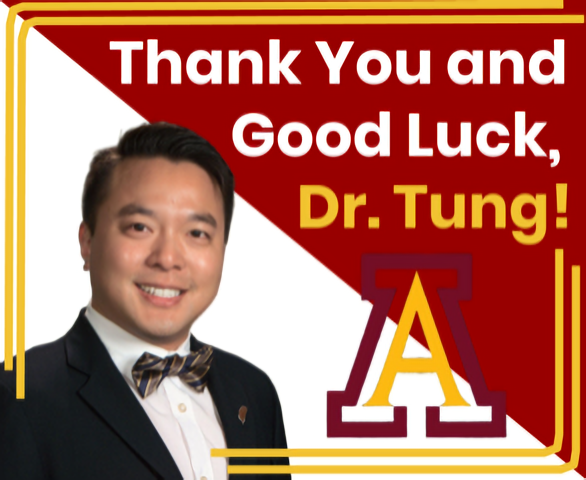 Thank You, Dr. Tung!