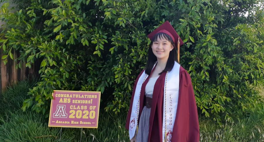 Senior Column — Roselind Zeng '20