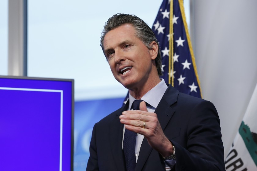 Governor Newsom Says California Will Begin Reopening This Week