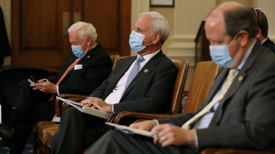 House Rules To Allow Proxy Voting During Coronavirus Pandemic