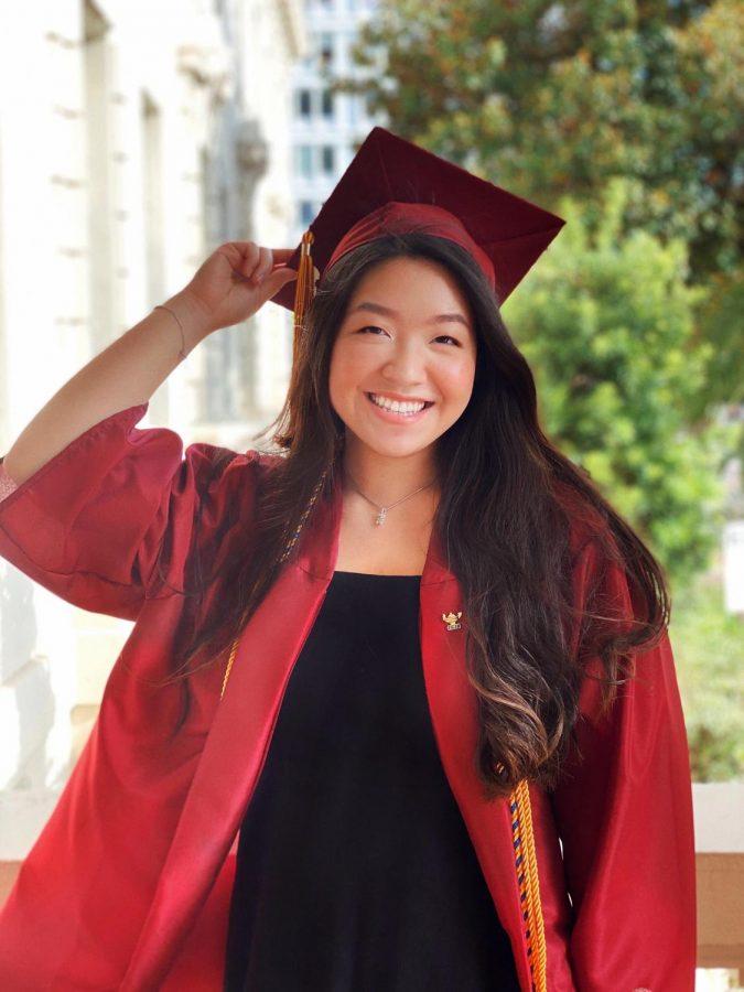 Senior Column — Josie Chen '20