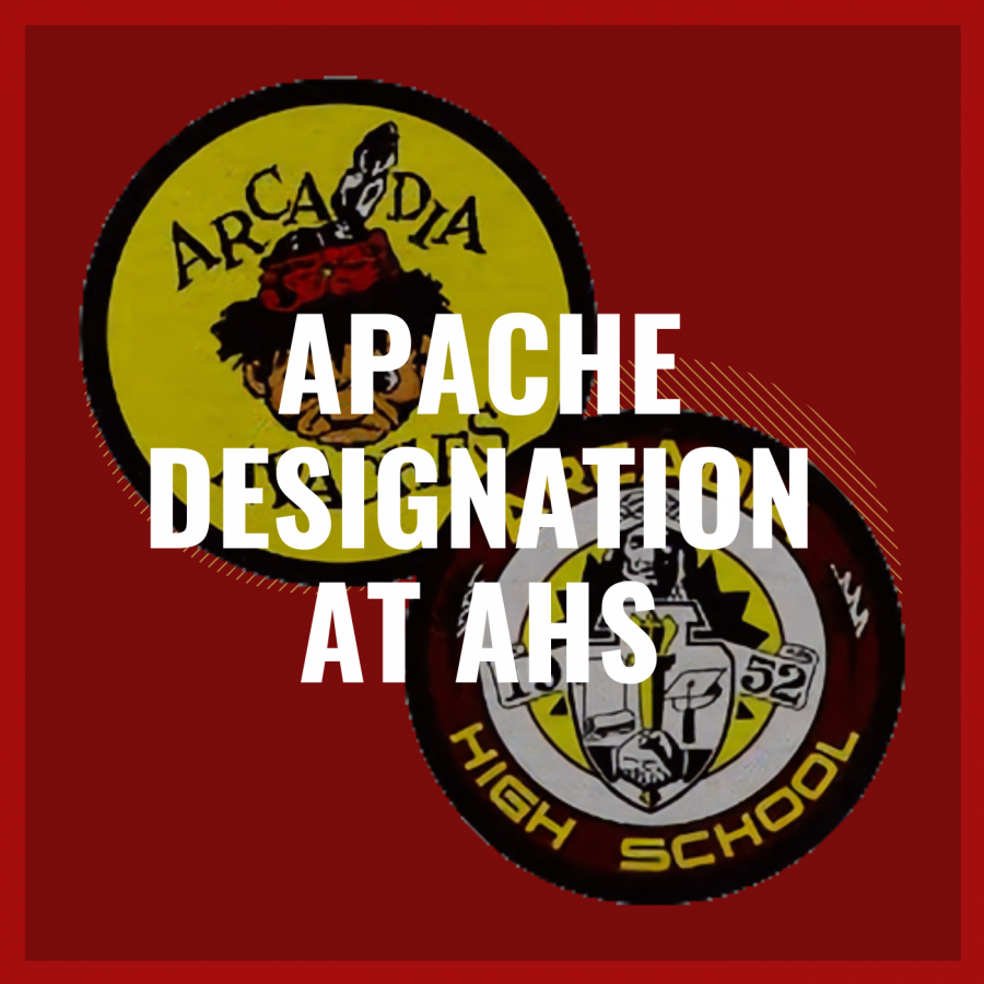 Apache Designation at AHS
