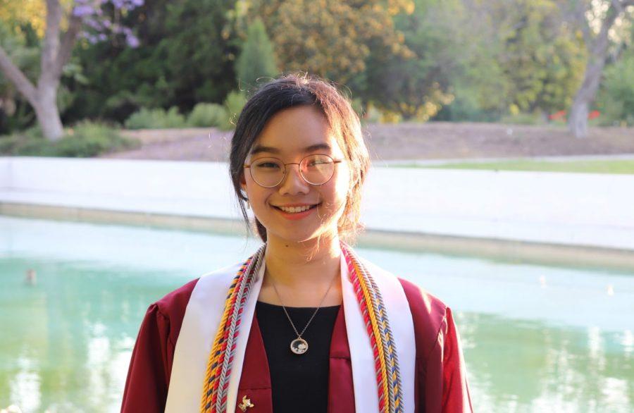 Senior Column — Sandi Khine '20
