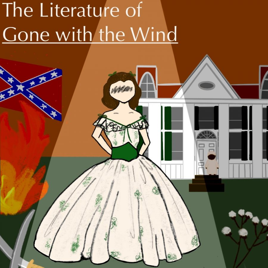Amanda Chang, The Literature of Gone with the Wind