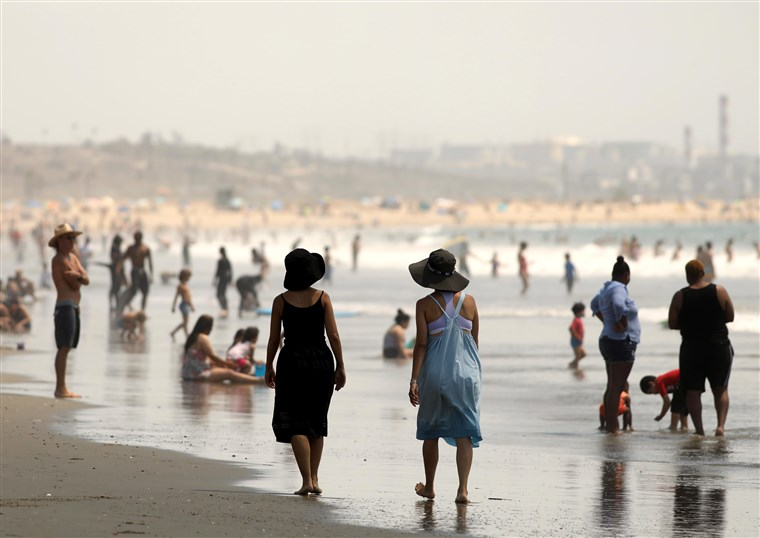 Northern Hemisphere Faces Hottest Summer on Record