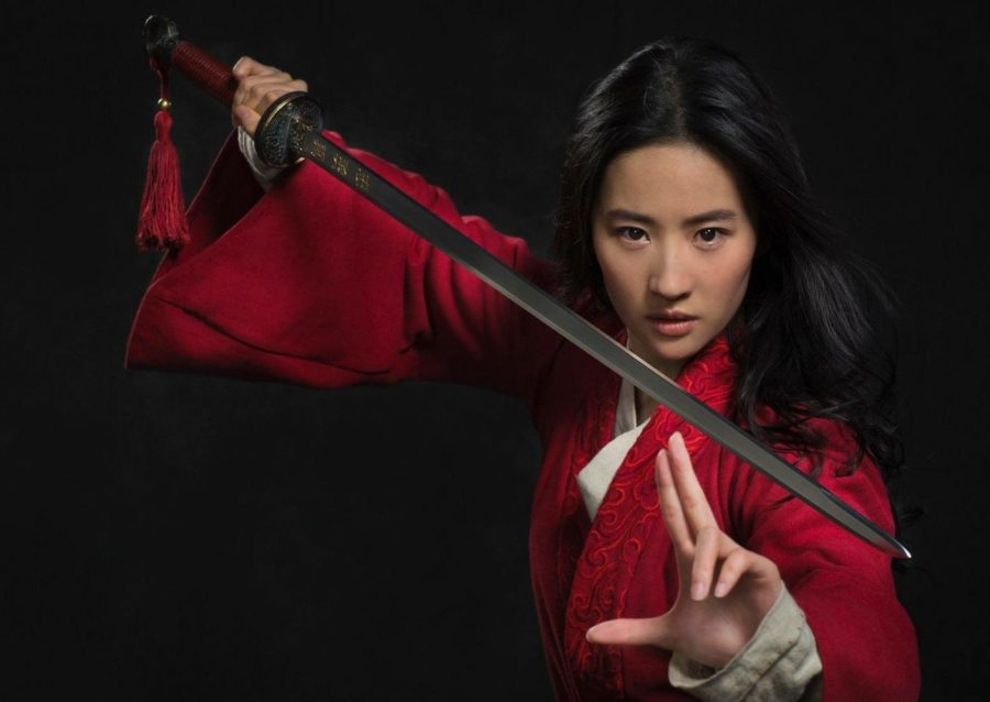 Disney Plus' 'Mulan' Release