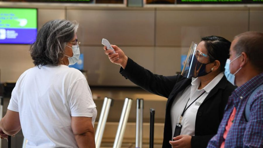 U.S. Ends Health Screening For Some Overseas Travelers