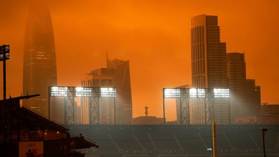 Recent Air Quality Takes A Toll On Sports