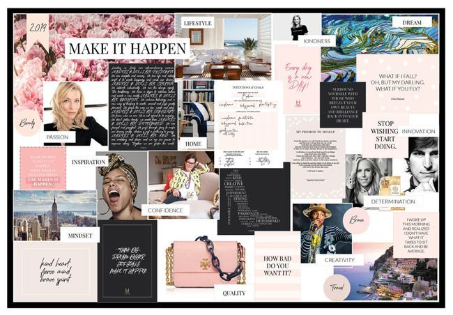 The Ultimate Guide to Making a Vision Board