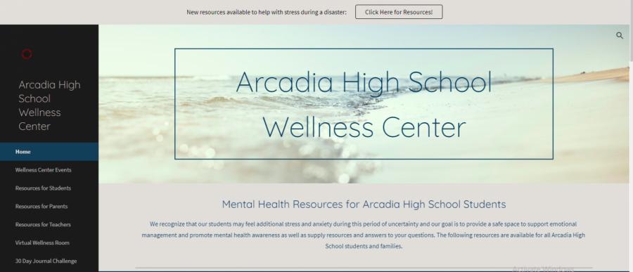 New AHS Digital Wellness Center Hosts Wellness Drop-Ins