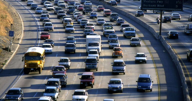 California to Ban Sales of Gas-Powered Cars By 2035