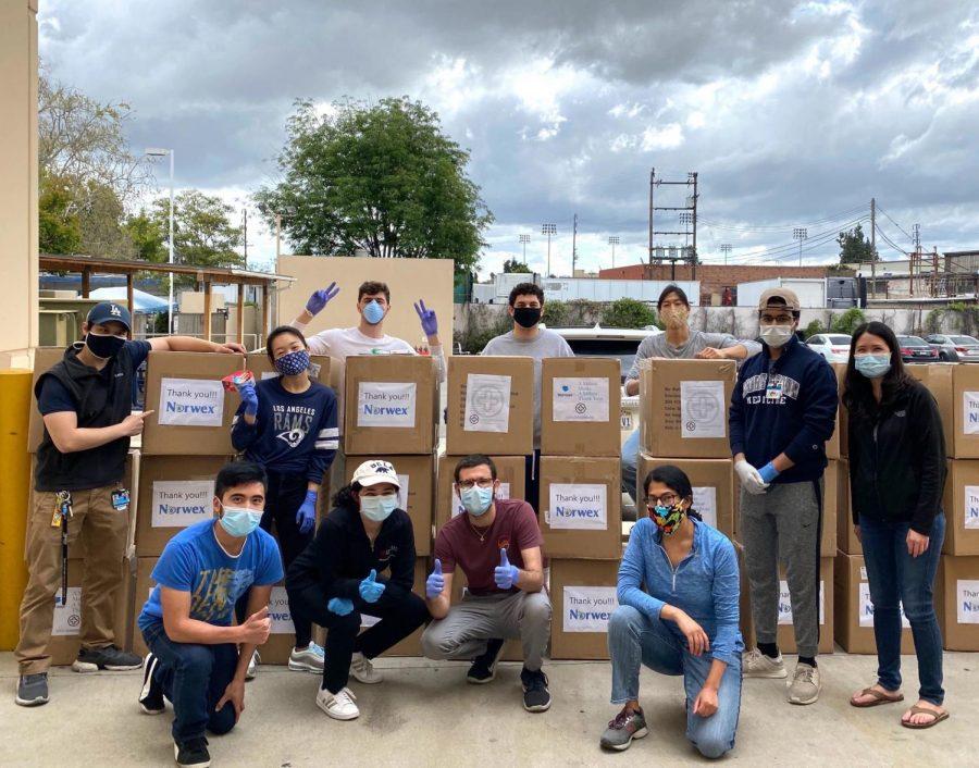 Arcadia Alumni Against the Pandemic