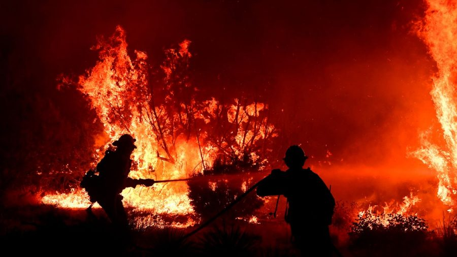 Change California's Fire Prevention Policy