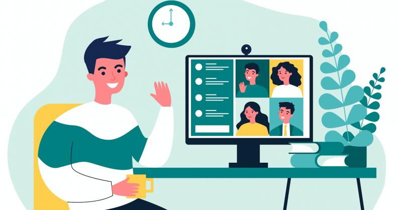 Overcoming the Fear of Speaking in Online Meetings