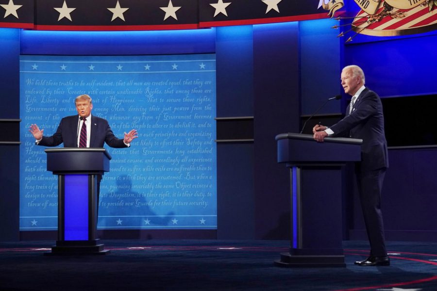 First Presidential Debate Recap