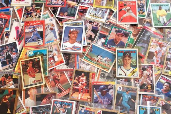 The Boom of the Sports Card Market