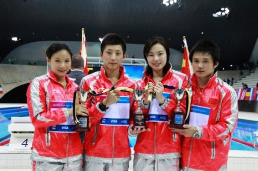 Why China Produces the Most Olympic Diving Champions