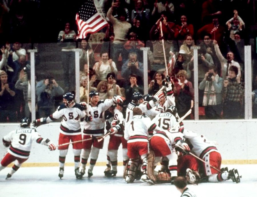 A Glimpse Into The Past: Miracle On Ice