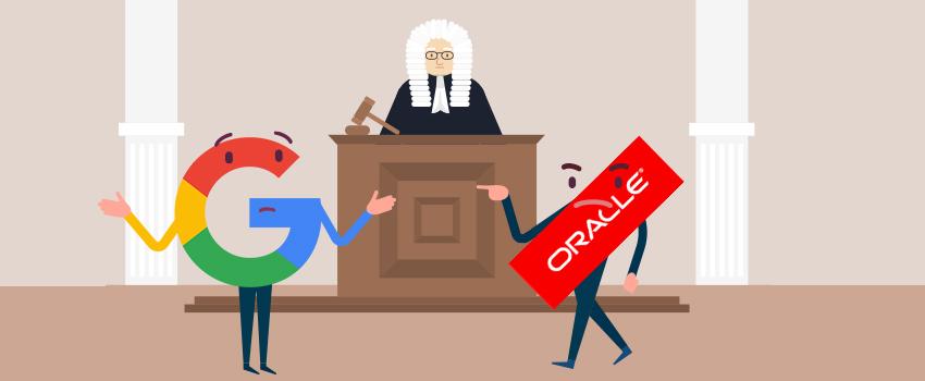Supreme Court Hears Oracle v. Google Oral Argument