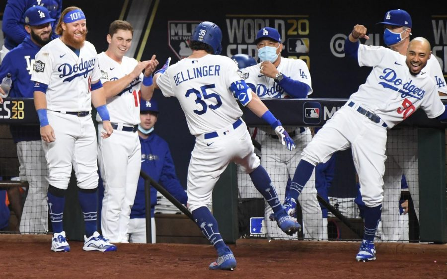 Dodgers Move on to the World Series