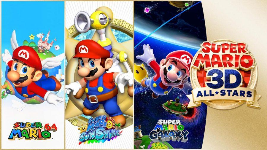 The Return of 3D Mario