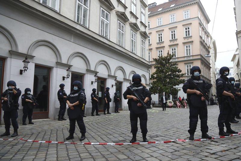Vienna Shooting