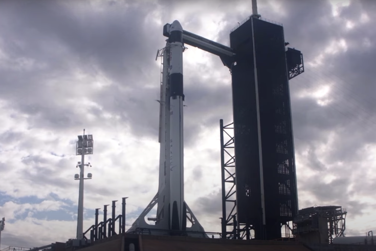 SpaceX Successfully Launches and Docks Crew Dragon to the ISS