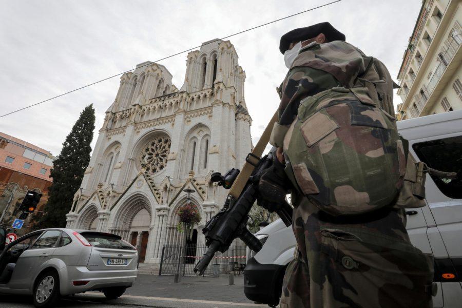 Terrorist Attacks in France