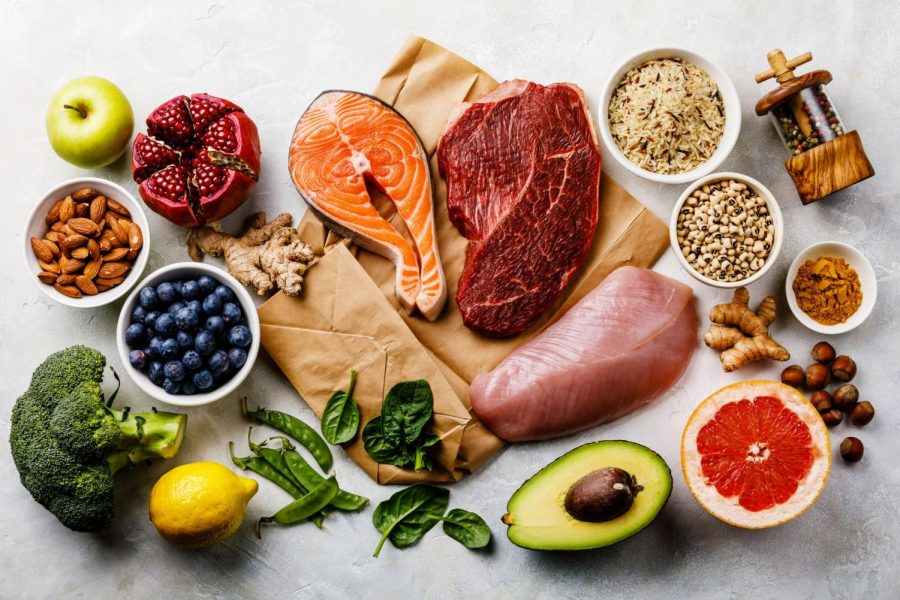 Healthy Eating Shapes Our Mental Health