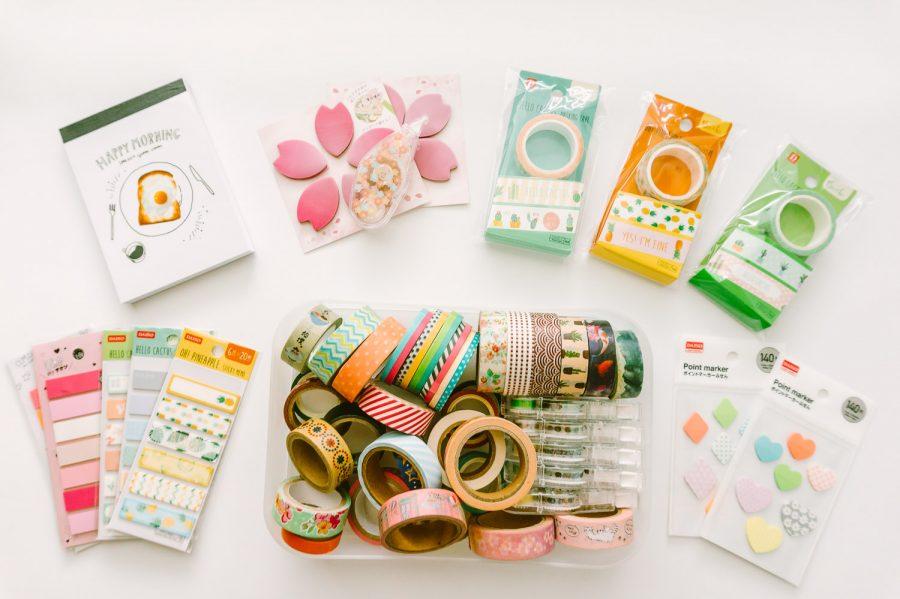 Daiso School Supply Essentials