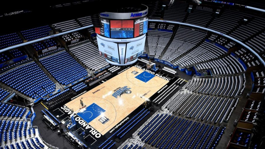 Sports Arenas in the 2020 Election
