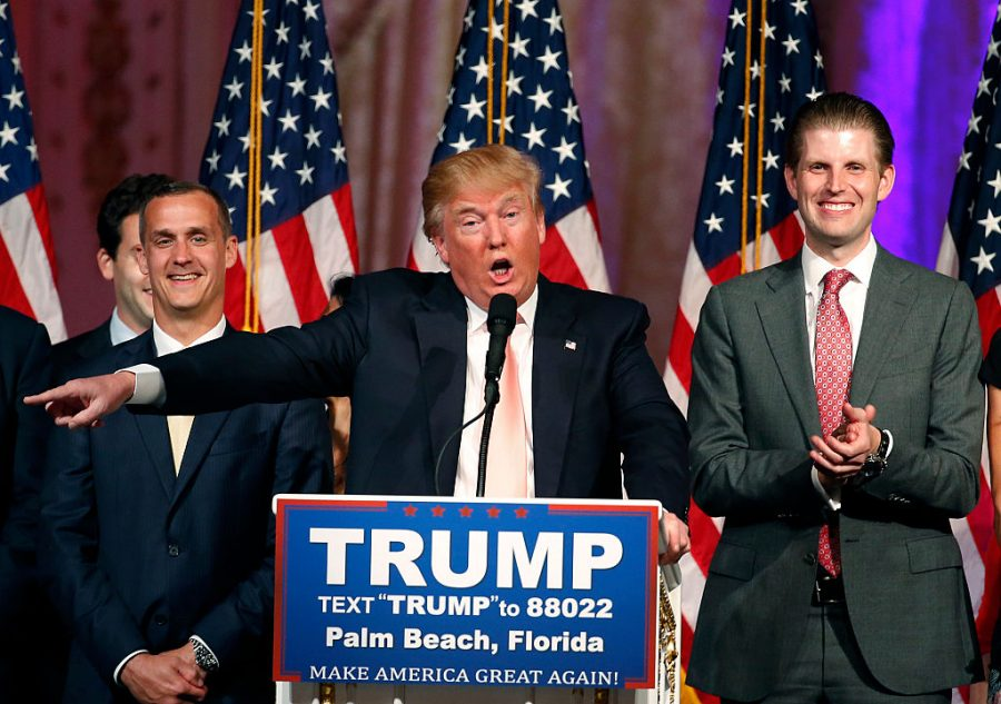 Post-Election Trump and the Republican Party