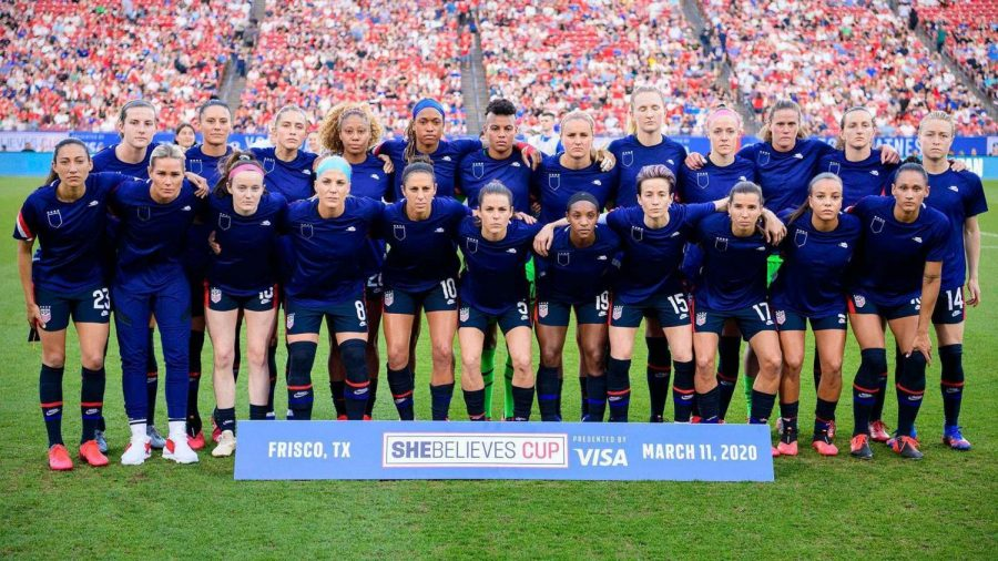 USWNT Reaches Settlement with U.S. Soccer About Equal Working Conditions